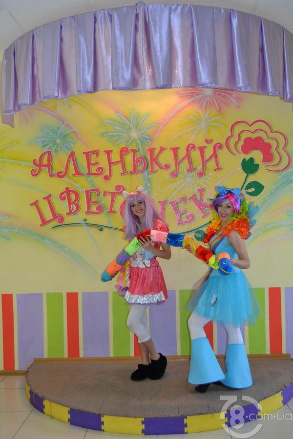 Аленький цветочек детский праздник веселые аниматоры 4-й Сыромятнический переулок