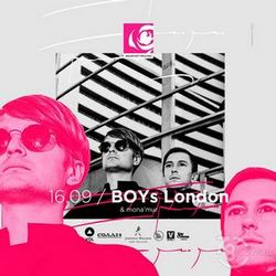 Boys London @ Bar party Bolero, 16 Сентября 2017