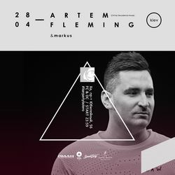 Artem Fleming & Markus @ Bar Party Bolero, 28 Апреля 2018