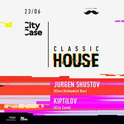 City Case @ Moskvich Bar,  23 Июня 2018
