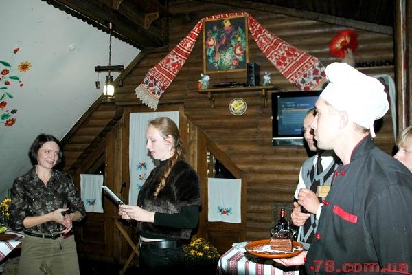 кухня в украинском стиле фото