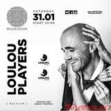 Loulou Players (Belgium) @ Moon Room, 31 Января 2015