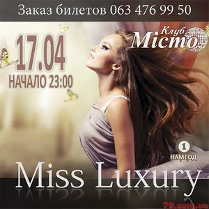 Miss Luxury