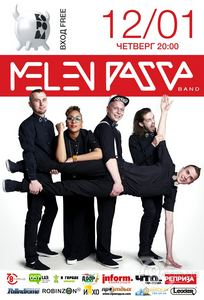 Melen Passa Band. Cover Show