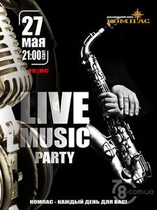 Live Music party