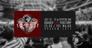 Pubstomp Cs:Go. PGL Major Krakow 2017