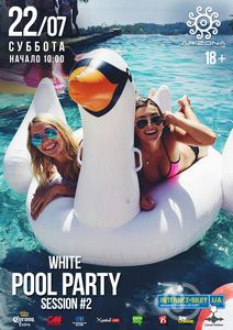 White Pool Party