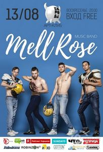 Live & Dance: Mell Rose
