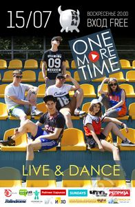 Live & Dance: One More Time