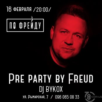 Pry Party By Freud