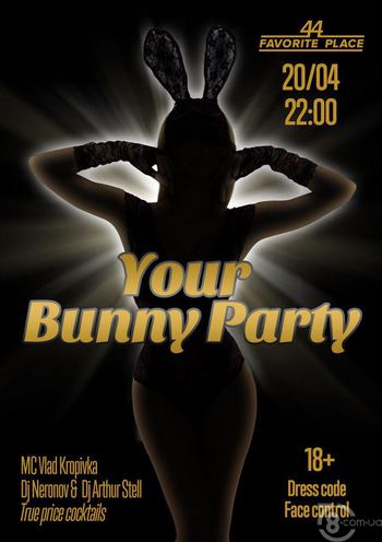 Your Bunny Party