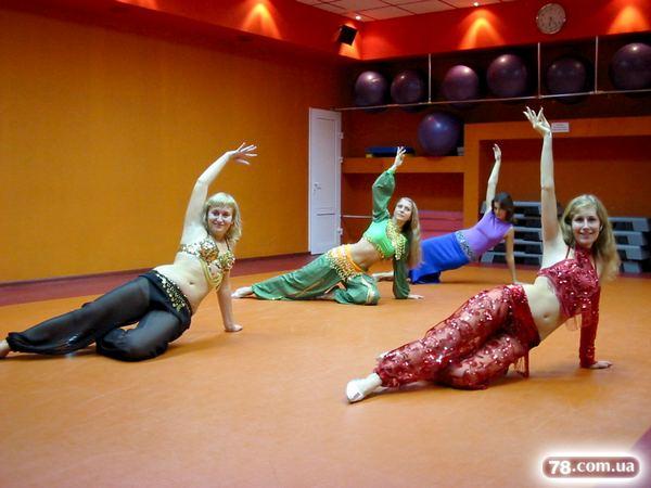 Восточные танцы, тренировка
