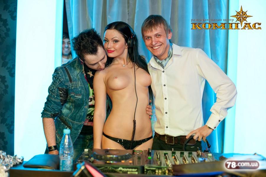 фото из ночного клуба голых девушек