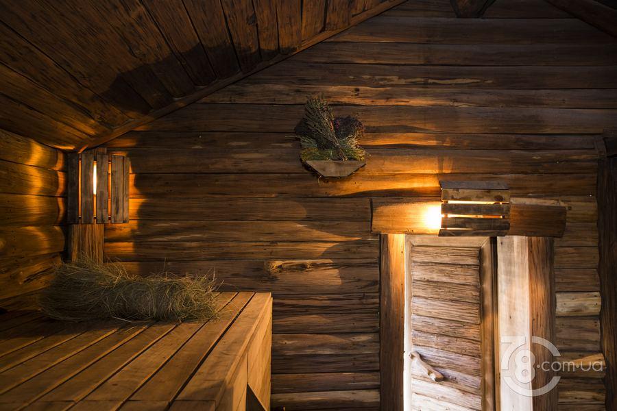Интерьер банного комплекса фото