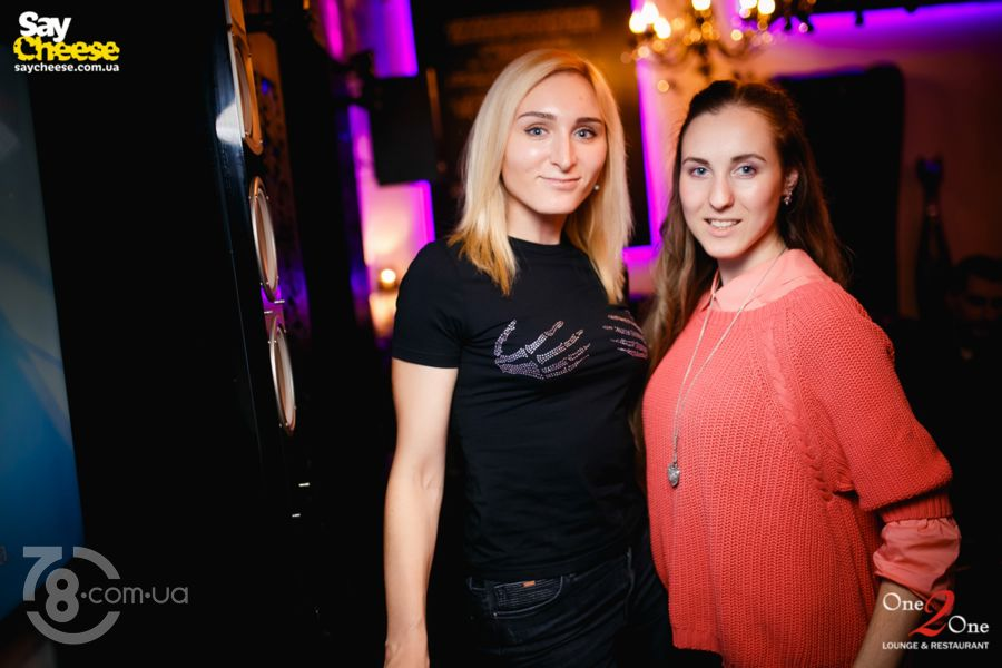 Суббота / One 2 One, lounge & restaurant